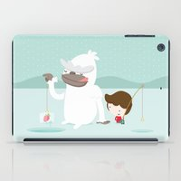 fishing iPad Cases featuring Fishing by Alfonso Cervantes