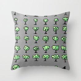 Rethink Throw Pillow