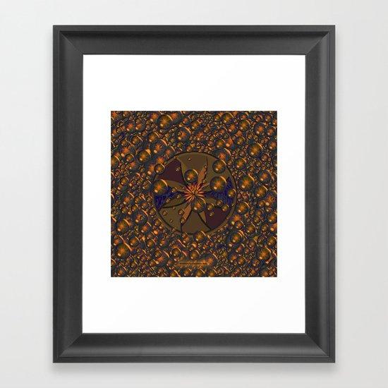 SPHERES 020 Framed Art Print