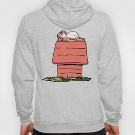 French Bulldog House Hoody
