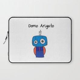 Domo Arigato Mr. Roboto Laptop Sleeve