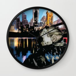JGoestoTheNasty Wall Clock