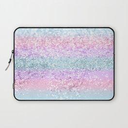 Unicorn Girls Glitter #11 #shiny #pastel #decor #art #society6 Laptop Sleeve