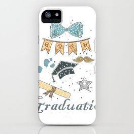 graduation iPhone Case