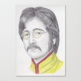 John Sargent Peppers Canvas Print