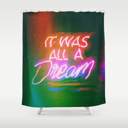 Just That Shower Curtain