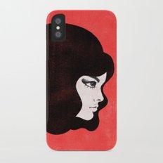 60s Slim Case iPhone X