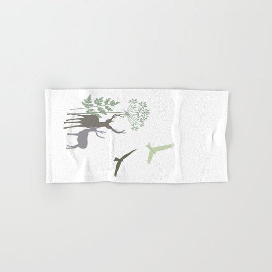 Harmony No. 1 Hand & Bath Towel