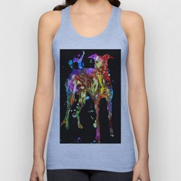 Greyhound Unisex Tank Top