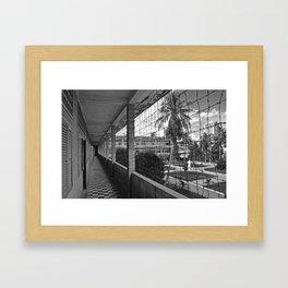 S21 Prison Framed Art Print