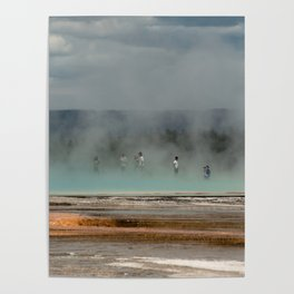 Geyser Heaven Poster