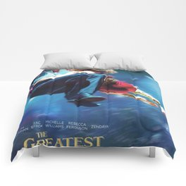 The Greatest Show Dance Comforters