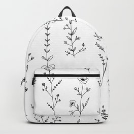 New Wildflowers Backpack