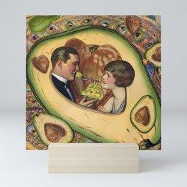 Avocado Lover Mini Art Print