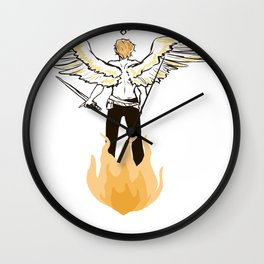 City of Angels Wall Clock