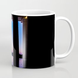 The View From Abe's Window Coffee Mug