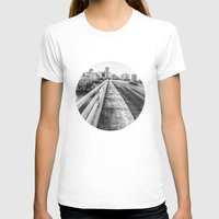 nashville T-shirts featuring Road to Nashville by GF Fine Art Photography