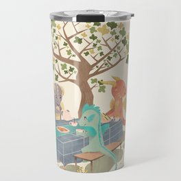 Dragon Tea Party Travel Mug