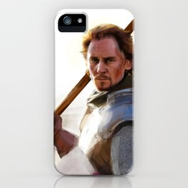 """Once More unto the Breach"" iPhone Case"
