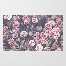 Carnations Pattern Rug