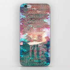 Lunar Arboretum iPhone & iPod Skin