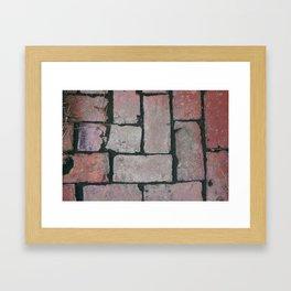 gift of gab Framed Art Print