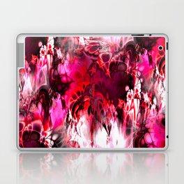 Marshmellow Skies (red) Laptop & iPad Skin
