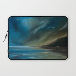 Born on the wind. Laptop Sleeve