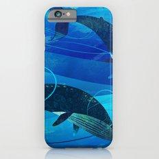 Tropical waters iPhone 6s Slim Case