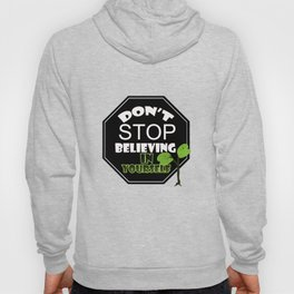 Don't Stop Hoody