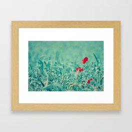 #110 Framed Art Print