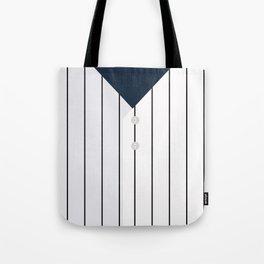 Baseball - NY Yankees Tote Bag