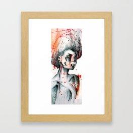 acrylics Framed Art Print