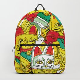 ARMY OF BOXING CATS Backpack