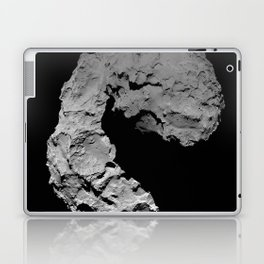 Rosetta's comet descent Laptop & iPad Skin
