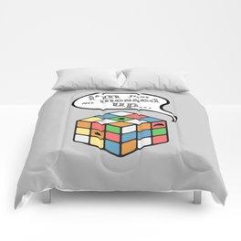 Muddled Comforters