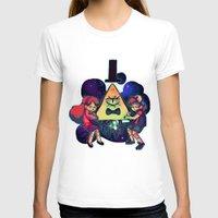 gravity falls T-shirts featuring Gravity Falls by Erika Draw