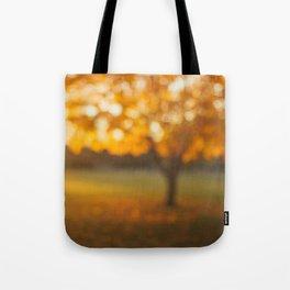 Oak Knoll Gold Tote Bag