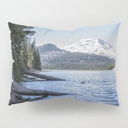 South Sister from Sparks Lake Pillow Sham