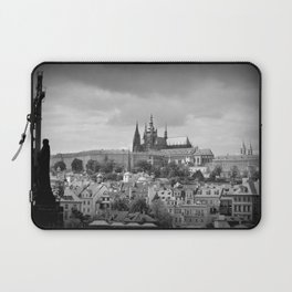 View from Charles Bridge Laptop Sleeve