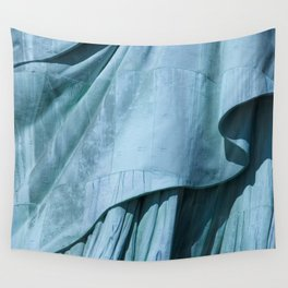 Lady Liberty's Robe #1 Wall Tapestry