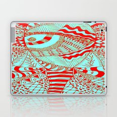 Elephant Butterfly Collection Laptop & iPad Skin