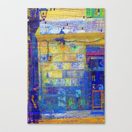 20180718 Canvas Print