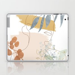 Line in Nature II Laptop & iPad Skin