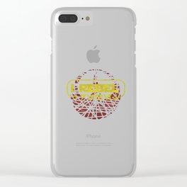 I rebel Clear iPhone Case