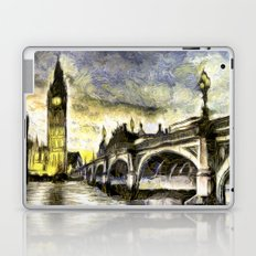 Westminster Van gogh Laptop & iPad Skin