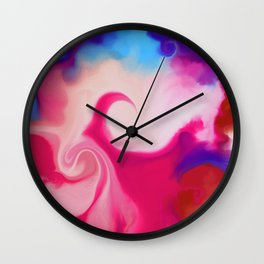 Ascention Wall Clock