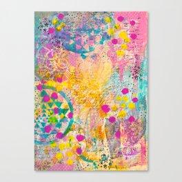 Summer Feast Canvas Print
