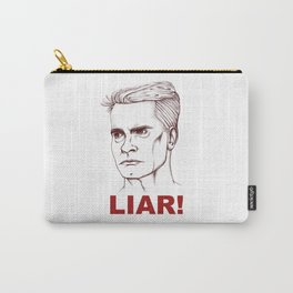 I'm A LIAR! Carry-All Pouch