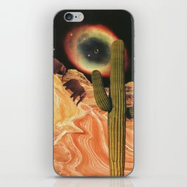 Emigrantes I iPhone Skin